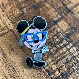 3/$20 Mickey nerd pin 2010